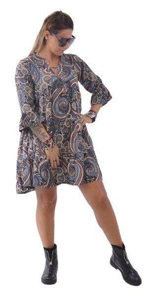 Sukienka wzór