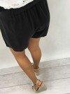 Spodnie krótkie czarne